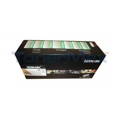 LEXMARK C752 RP TONER CART BLACK HY TAA